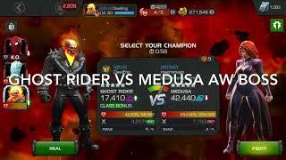 AW: [RdtR] vs  [nXsT] Morningstar vs  5-Star Medusa Boss Solo