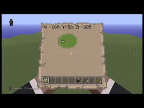 How To Generate A Superflat World in Minecraft: Playstation 3 Edition