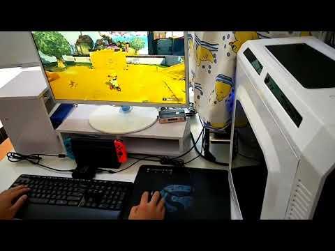 splatoon 2 mouse control