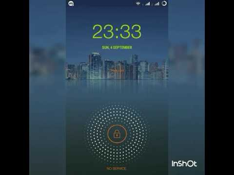 Get Transparent notification Panel in Any Rooted Android phone