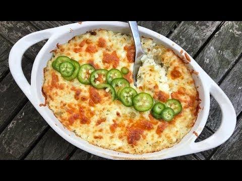 Green Chile Cheesy Rice recipe | Stacie Billis