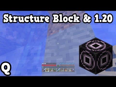Minecraft Xbox / PE - 1.20 Update & Structure Blocks?