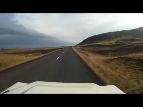 Driving Around Iceland - Day 2 - Skaftafell to Jökulsárlón and back to Kirkjubæjarklaustur
