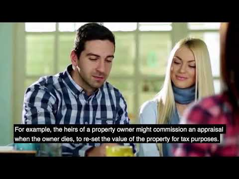 Real Estate Appraiser Career Video - YourFreeCareerTest.com