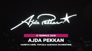 Ajda Pekkan 9 Temmuz'da DenizBank Açıkhava Konserleri'nde!
