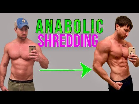 """""""What Is The Best Fat Loss Diet To Maintain Your Muscle?"""" (ANABOLIC SHREDDING!)"""