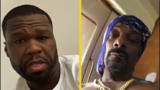 50 Cent Got His Versace Lamborghini Back From Snoop Dogg!