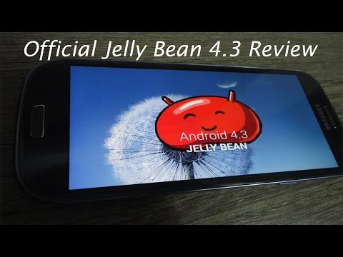 Samsung Galaxy S3 Official Android 4.3 Jelly Bean Review