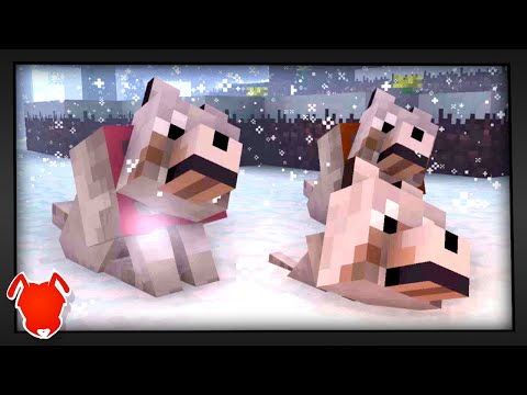 THE FORGOTTEN WOLVES / A Minecraft Short