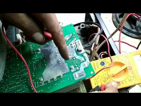 यह वीडियो सिर्फ नए मिस्त्री के लिए  part 4. inverter repair sukam, battery wire heat