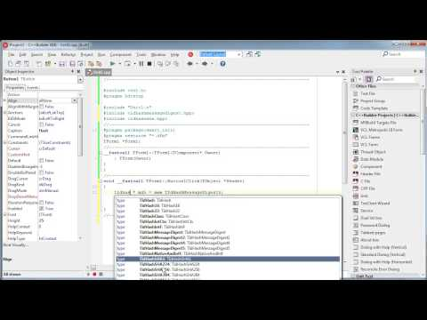 C++ Builder - Hash Functions
