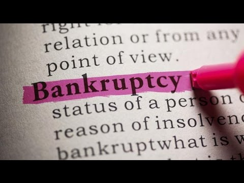 Bankrupts asked to come forward in order to be discharged  |  EnterpriseTV