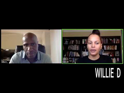 ZaZa Ali & Willie D: Finding Balance in Male / Female Relationships pt 1
