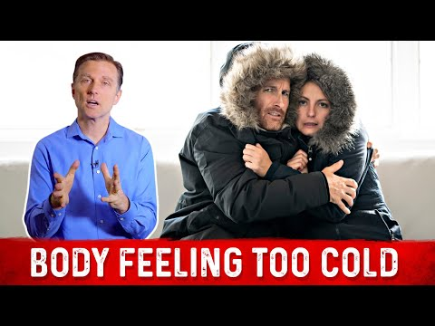 The 4 Causes of Feeling Too Cold