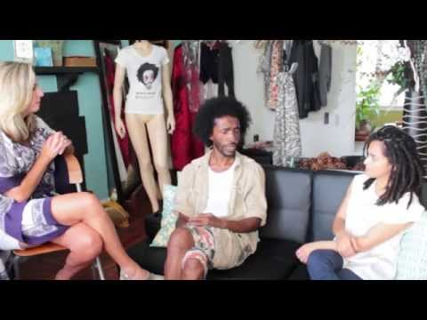 Interview with fashion designer Sabre Mochachino on creating his own music