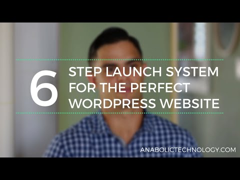 Our 6 Step System to Design, Develop, and Launch the Perfect WordPress Website