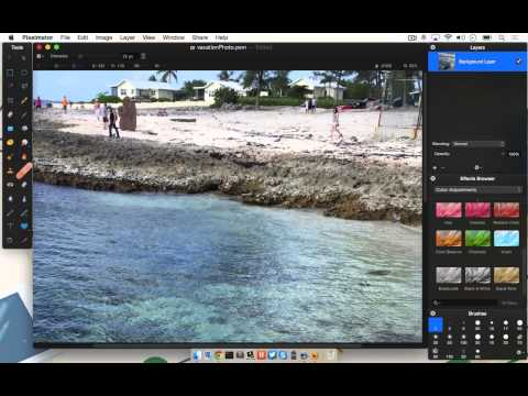 Introduction to Pixelmator for Mac and iPad, Part 1