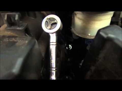 2008 Honda Civic Transmission Filter, Drain, & Refill