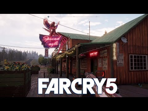 Far Cry Part 35 - Man Cave, Fire In The Hole and High Tension Prepper Missions