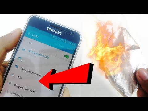how to make mobile wifi signal stronger