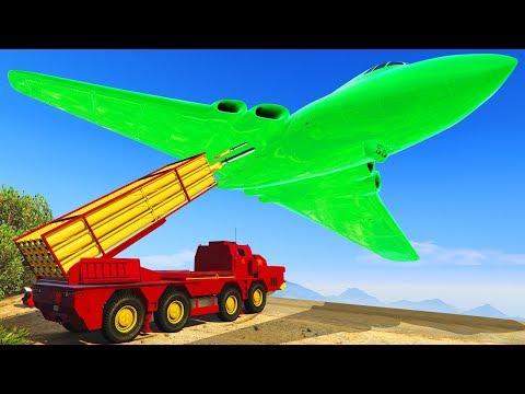 MOST DANGEROUS $4,000,000 ANTI-AIR MISSILES! (GTA 5 DLC)