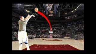 Stephen Curry CRAZY PRACTICE/WARMUP MOMENTS!!!
