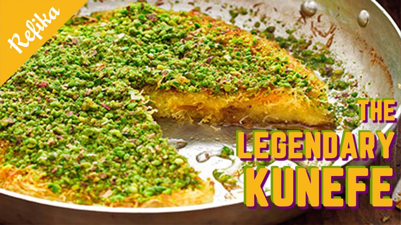 The LEGENDARY Kunefe Recipe! Easily Applicable Technique with MANY Tricks to Maximize Its Taste!