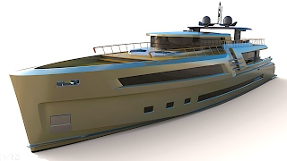 Couach Super Yacht Bespoke 2017 Espen Øino Chantier Naval Couach Mega Yacht 2017 CARJAM TV HD