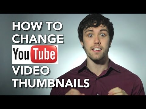 How to Change YouTube Video Thumbnail