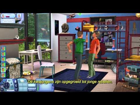 De Sims 3: Levensweg | Producer video
