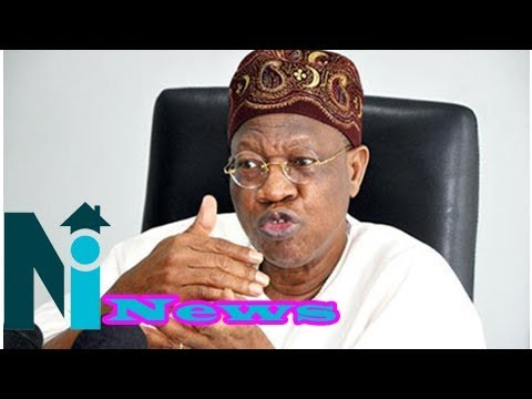 The fight against corruption is nigeria's fight – lai mohammed
