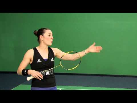Badminton Advanced Smash Secrets - How to Fix Problems with Your Stick Smash