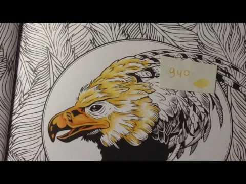 HARRY POTTER - coloring tutorial part 1 - prismacolor pencils