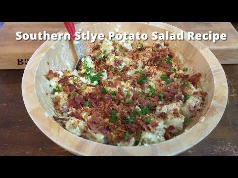 Potato Salad Recipe | Southern Style Potato Salad with Bacon Malcom Reed HowToBBQRight