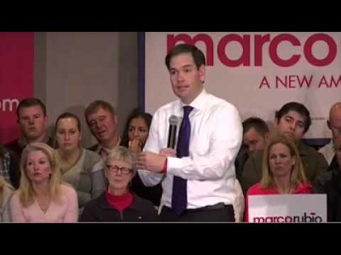 Marco Talked About The Value-Added Tax And National Security | Marco Rubio for President