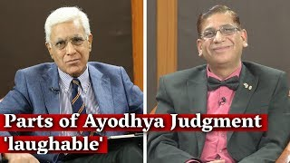 Parts of Ayodhya Judgment