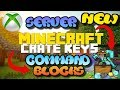 Minecraft Xbox One Command Block Crate Keys