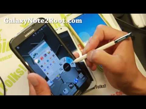 How to Convert Note 2 into S5/Note 3 Hybrid Phone!