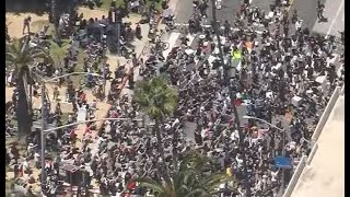 Watch Live: LA County Has Curfew in Effect as Protests and Unrest Continues | NBCLA
