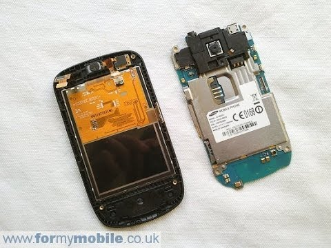 Disassembly & Assembly Samsung Galaxy Mini S5570
