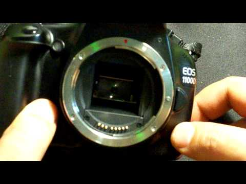 Focusing screen for Canon 1100d