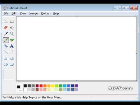 how to resize picture in Paint