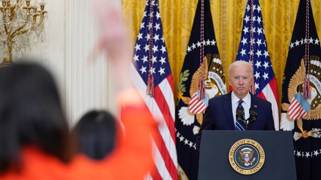 Biden's handlers are 'terrified' he will go off script