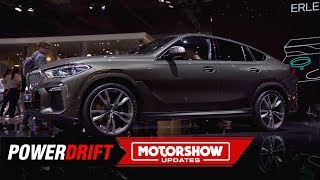BMW X6 : The OG coupe SUV is back! : IAA 2019 : PowerDrift
