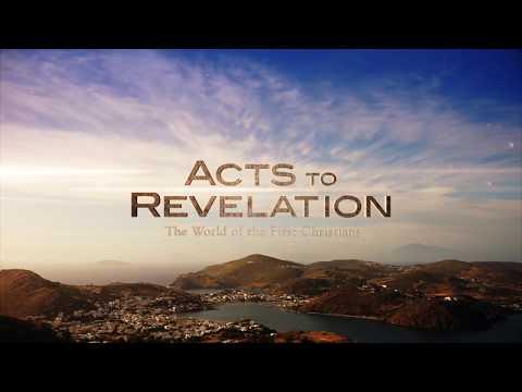 Drive Thru History: Acts To Revelation (:30)   Wednesday Nights 11:30ET/8:30PT