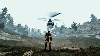 Warfare - Трейлер Battlefield I воссозданный в расте.