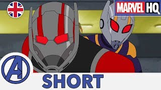 Download Marvel's Avengers: Secret Wars | Ep 4 Ant-Man and the Wasp | MARVEL HQ Video