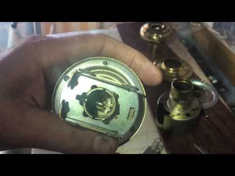 Disassembly & Reassembly Schlage A53PD A Series Cylindrical Lock