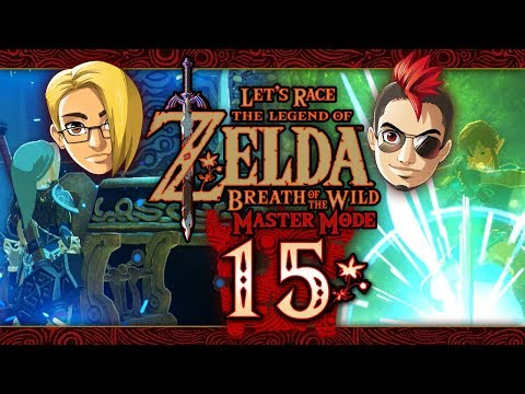 Let's Race: The Legend of Zelda: Breath of the Wild (Master Mode) - Part 15 - Master Sword