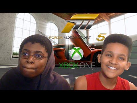 GOT AN XBOX ONE! | Forza Motorsport 5